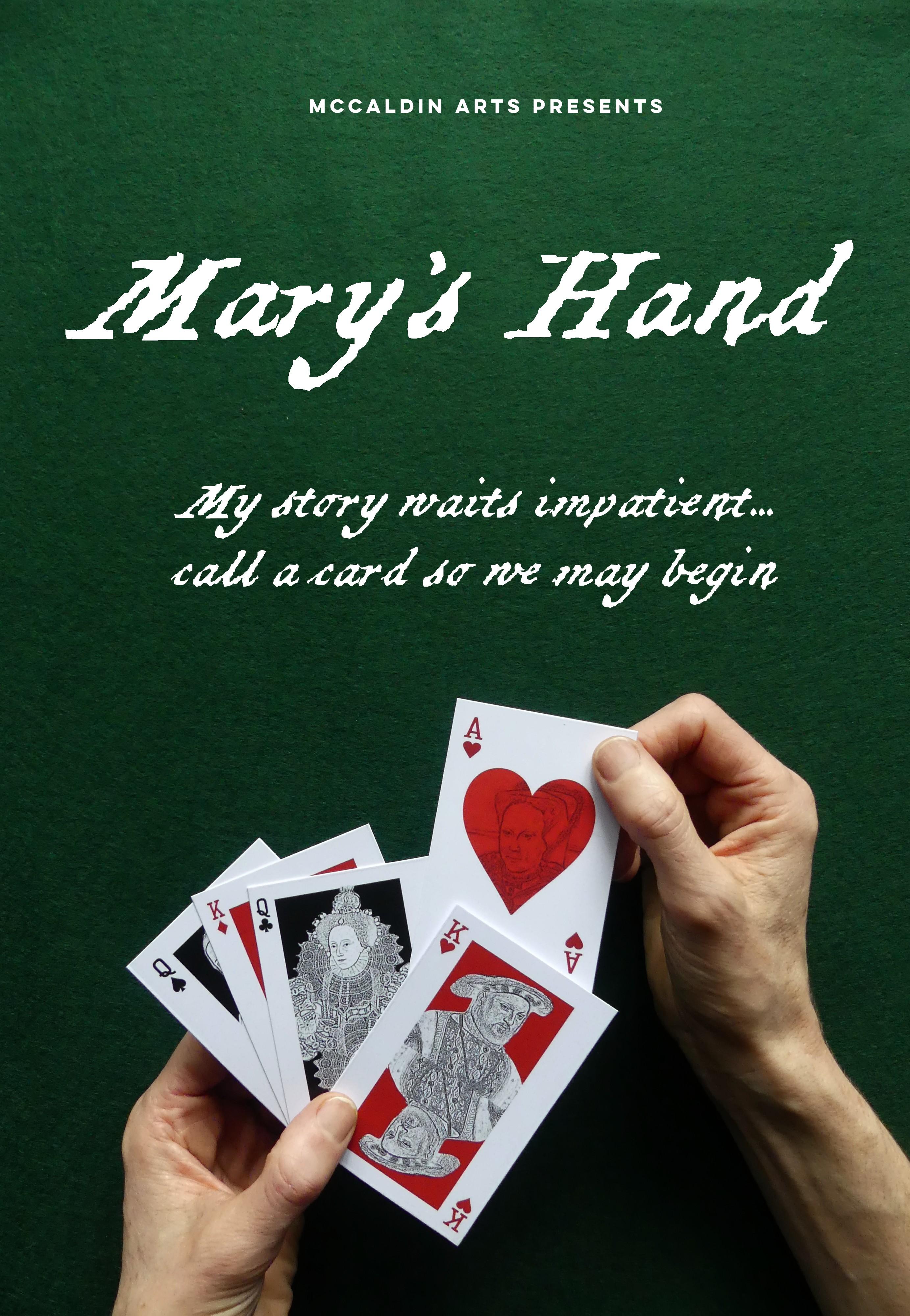 Mary s Hand
